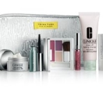 Clinique Gift with Purchase at Nordstrom features Trina Turk Bag