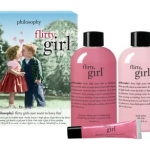 Be a philosophy flirty girl for Valentine's Day!