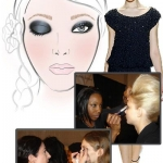 NY Fashion Week: Lela Rose Fall 2010 Backstage Beauty