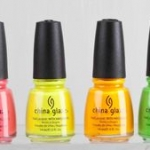 China Glaze Poolside Nail Lacquer Collection – Summer 2010
