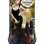 China Glaze Vintage Vixen Collection for Fall 2010