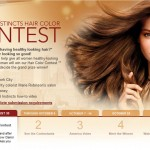 Clairol Natural Instincts Hair Color Contest and Challenge