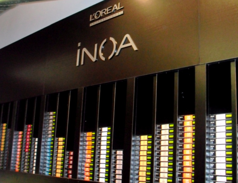 L'Oreal Professional INOA Haircolor (and a visit to the Ted Gibson ...