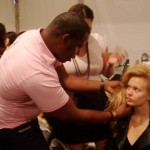 Mercedes-Benz Fashion Week Backstage Beauty: Lela Rose