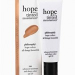 philosophy introduces new hope in a tinted moisturizer