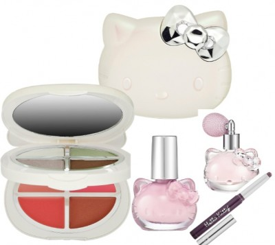 Hello Kitty Sephora Collection. The Hello Kitty Beauty