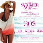 Head to the Summer Style Event at the LOFT!