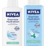 Summer skin saver from NIVEA: Express Hydration Lotion & Gel