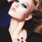 Dior Blue Tie Fall 2011 Color Collection
