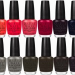 OPI Touring America Collection for Fall/Winter 2011