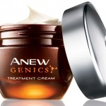 Get your glow on with Avon ANEW Genics Treatment Cream!