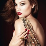 Golden Glamour: Dior Holiday 2011 LES ROUGES OR Collection