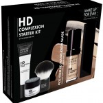 Look flawless with the MAKE UP FOR EVER HD Complexion Starter Kit