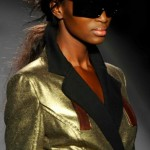 Mercedes-Benz Fashion Week Backstage Beauty:  Tracy Reese