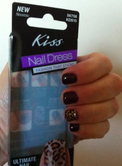 Dress up your mani with Kiss Nail Dress Nail Strips