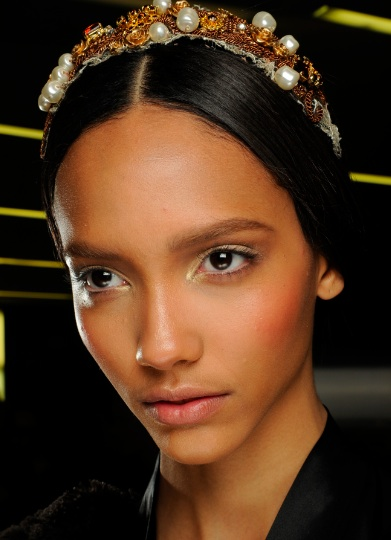 Pat Mcgrath S Best Runway Looks: Backstage Beauty With Pat McGrath At DOLCE&GABBANA