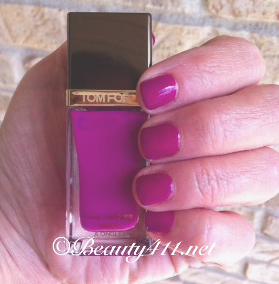 Current Obsession Tom Ford Nail Lacquer