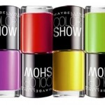 Hot off the runway: Maybelline ColorShow Nail Lacquer