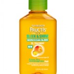 Lighten Up with Garnier Fructis Sleek & Shine Moroccan Sleek Oil Treatment (Sponsored)