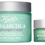 New from Kiehl's: Rosa Arctica Lightweight Cream and Rosa Arctica Eye Cream!