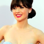 Get the Look:  Zooey Deschanel at the 64th Annual Primetime Emmys!