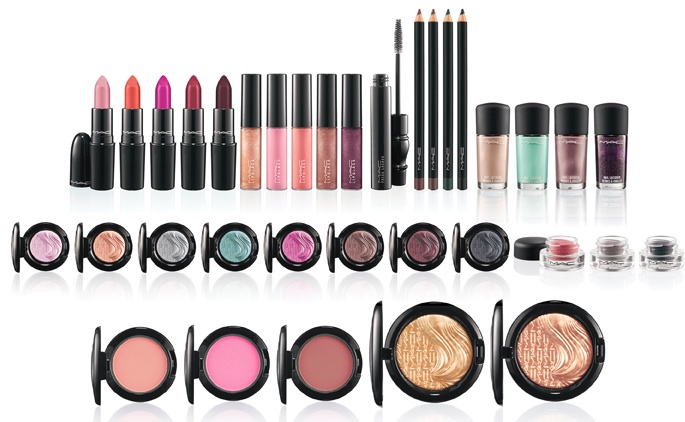 Current Obsession Mac Glamour Daze Holiday Collection
