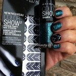 Maybelline New York Color Show Fashion Prints Nail Stickers & Sequin Nail Polish!