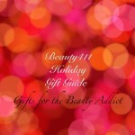 8 Must-Have Gifts for the Beauty Addict!