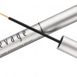 Enticing eyelashes with Elizabeth Arden PREVAGE Clinical Lash + Brow Enhancing Serum!