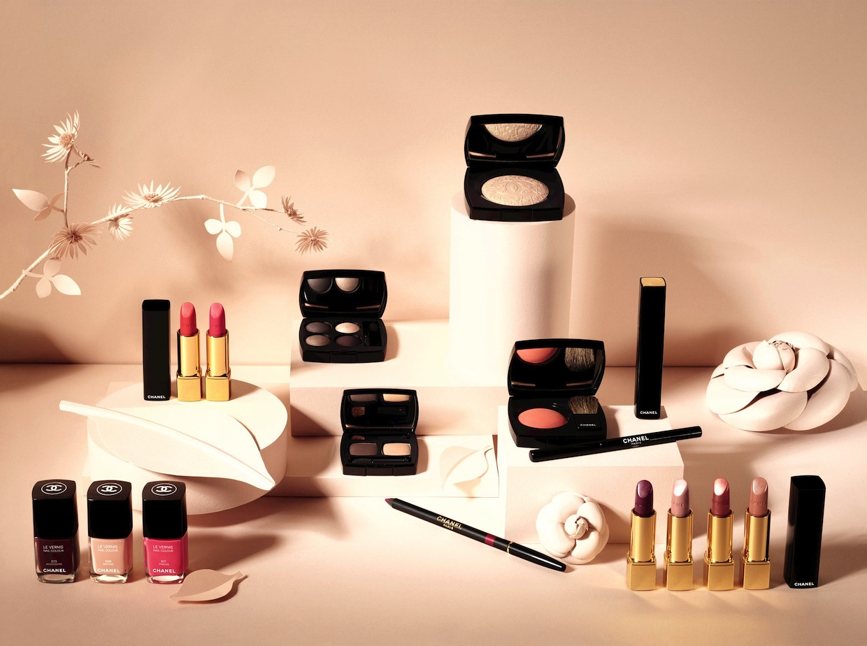 Chanel spring 2013 makeup4all.