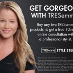 My TRESemme LiveStyling Session (Sponsored)