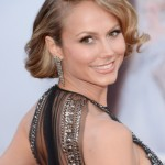 Red Carpet Beauty: Stacy Keibler at the 85th Academy Awards!