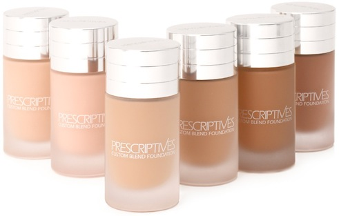 Prescriptives Custom Blend Foundation-grp