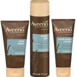 The New AVEENO® Men's Collection