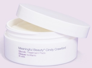Meaningful Beauty Glycolic Pads 30 day open