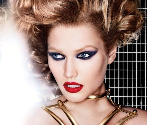 NARS Fall 2013 Color Collection-campaign image