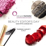 Look Good Feel Better Beauty Editor's Day Out!