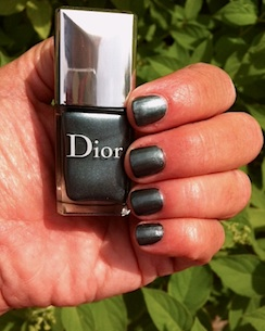 Dior Mystic Magnetic 801 swatch
