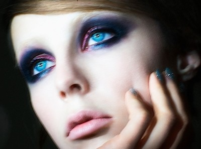 Marc Jacobs Beauty-model