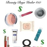 Top Ten Tuesday: Top Ten Beauty Buys Under $10!