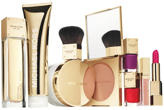 Michael Kors Beauty-Fragrance Collection-grp