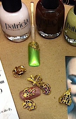 Patricia Yankee Nail Collection