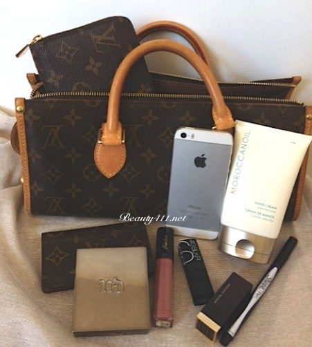 Top 10 Tuesday-Beauty411 purse contents