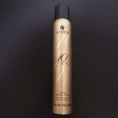 Alterna TEN Ultra Fine Hair Spray
