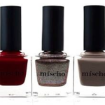 Mischo Beauty Fashion Week Nail Lacquer Collection