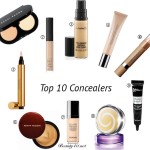 Top Ten Tuesday: Top 10 Concealers