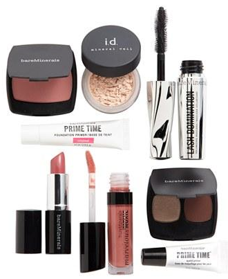 bare minerals all the faves set