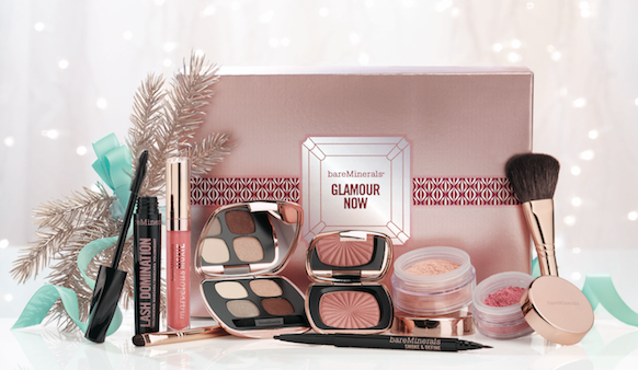 bareMinerals Glamour Now Collection