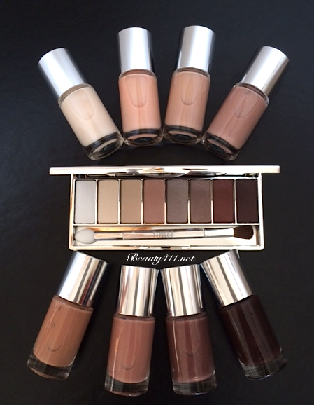 Clinique 16 Shades of Beige Collection