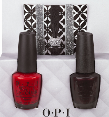 OPI Fit to Be Tied - Sweet on my beau